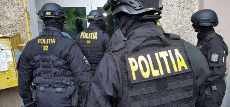 Percheziții în Arad, într-un dosar privind traficul de minori și proxenetism