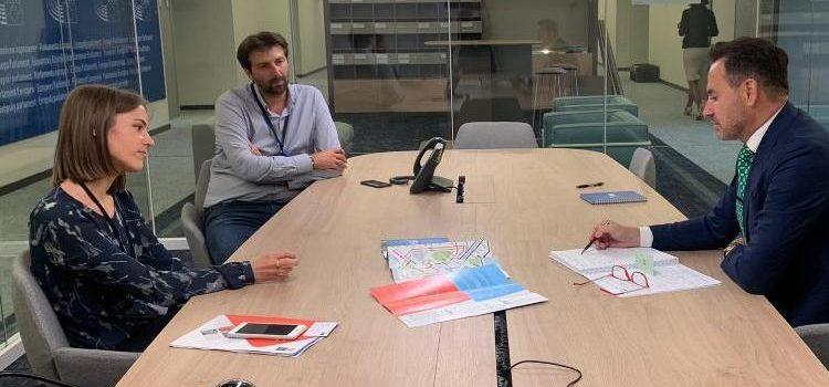 Europarlamentarul Gheorghe Falcă: Dezvoltarea orașelor, o prioritate europeană