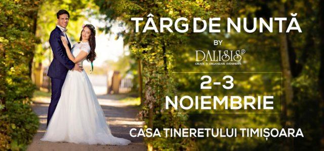 Toamna 2019 aduce la Timișoara oferte alese pentru nunta visurilor