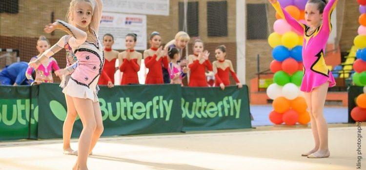 Turneu internaţional de gimnastică ritmică, la Arad