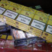Piaţa neagră a ţigaretelor a scăzut sub 11% din totalul consumului