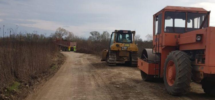 Iustin Cionca: Pregătim asfaltarea pentru primul tronson al drumului Gurahonț-Dieci-Buteni!