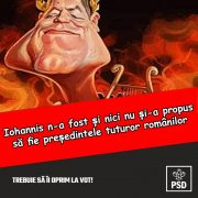 Iohannis a recunoscut că nu a fost niciodată președintele tuturor românilor
