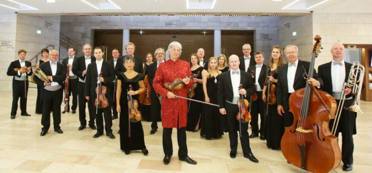 "Johann Strauss Ensemble va susţine turneul naţional aniversar ""Vienna Crystal Christmas"", în perioada 11 – 18 decembrie"