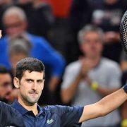 Novak Djokovic a câştigat turneul ATP Masters 1.000 de la Paris