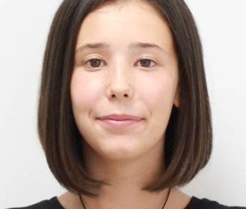 Minoră dispărută din Arad. Dacă o vedeți, sunați la 112!