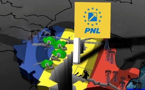 Programul PNL distruge România