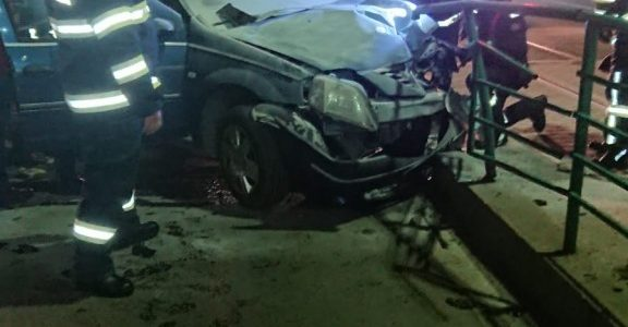 Doua accidente rutiere în Arad, pe fondul consumului de alcool