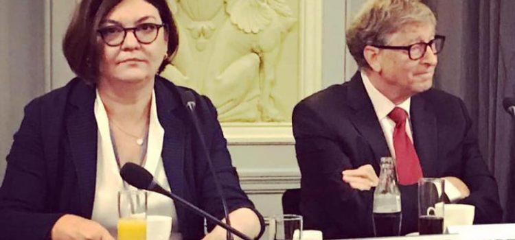 Radu Tudor o anunță pe Adina Vălean ca viitor comisar european