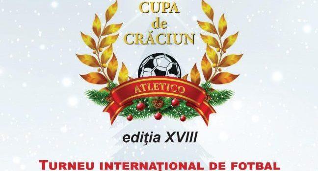 În weekend începe Cupa de Crăciun Atletico