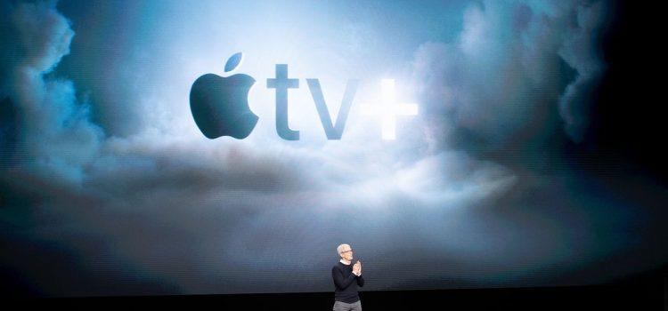 Apple TV+, o nouă platformă de streaming de seriale, emisiuni şi filme