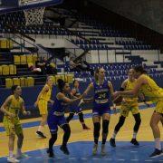 FCC Baschet Arad – sparring partner pentru naţionala României