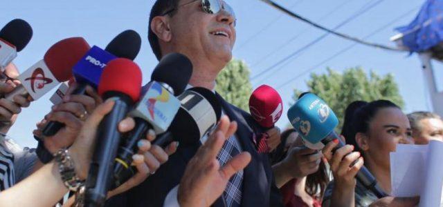 Cristian Borcea va fi eliberat astăzi din închisoare