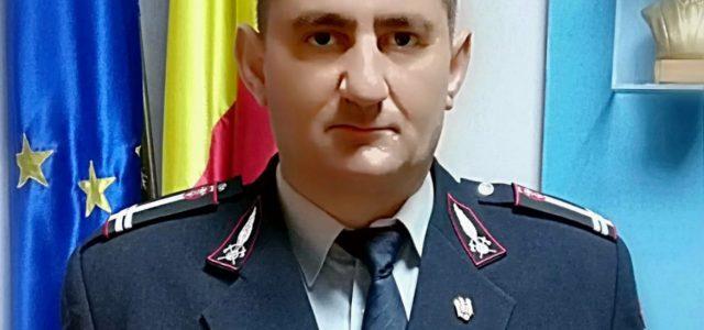 Inspectoratul pentru Situații de Urgență Arad are un nou adjunct
