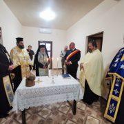 Prezenţă arhierească şi sfinţire de capelă mortuară în Parohia Felnac