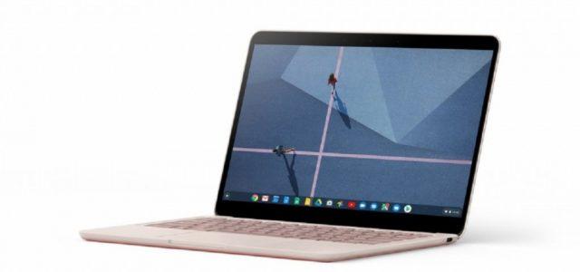 Google lanseaza Pixelbook Go, un Chromebook de 649 de dolari