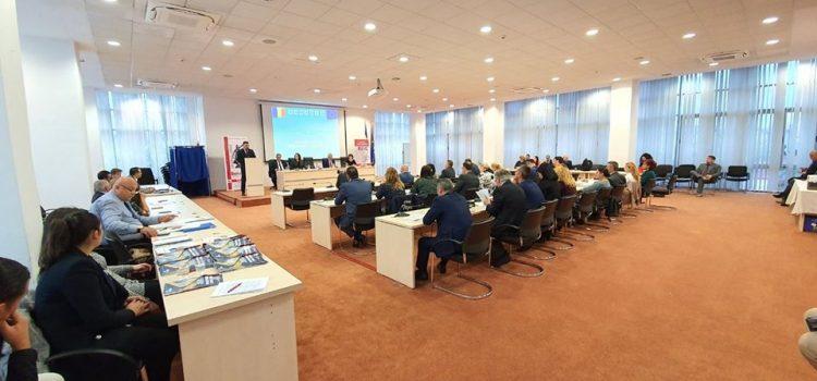 """""""Siguranţa persoanei şi construirea capitalului social"""", conferinţă cu participare internaţională la CJA"""