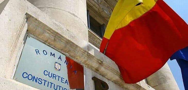 CCR a respins mai multe contestaţii privind anularea alegerilor prezidenţiale