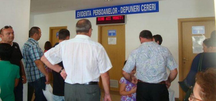 Program special de alegeri la Serviciul de Evidenţă a Persoanei Arad