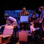 """Finalul lunii noiembrie pe scena Teatrului Clasic """"Ioan Slavici"""": trei spectacole, trei comedii"""