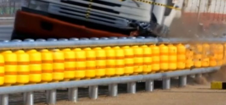 Gardurile cu role pe drumurile naționale, măsură a CNAIR împotriva accidentelor