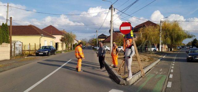 Reguli noi în intersecția dintre străzile Abatorului și Dr. I. Rațiu