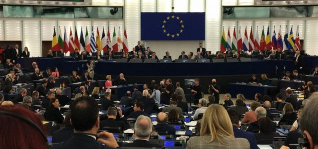 """Gheorghe Falcă: """"Am votat astăzi în Parlament noua Comisie Europeană"""""""