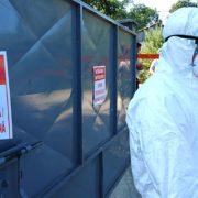 Măsuri aprobate contra pestei porcine apărute în comuna Dezna