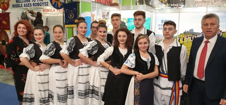 Aradul, prezent la Târgul Național de Turism, București 2019