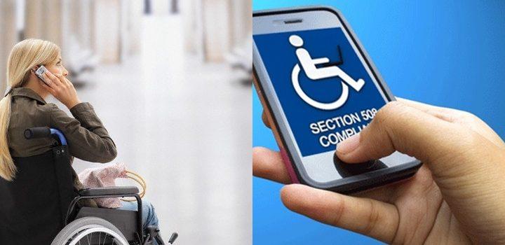 Veste bună pentru persoanele cu dizabilități