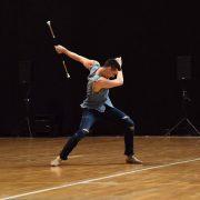Campion mondial de twirling, în weekend, la Arad