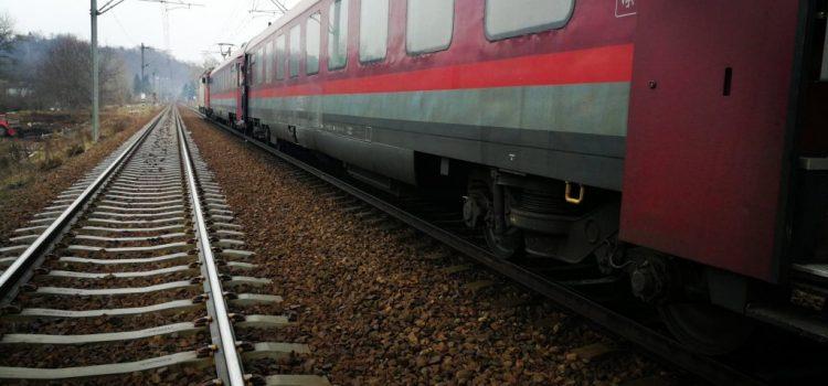 Un bărbat din Sântana a fost găsit între liniile de tren