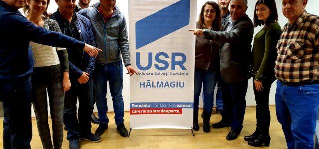 USR Arad a deschis filială la Hălmagiu