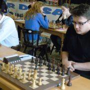 Arădeanul David Alexandru, campion naţional la şah blitz