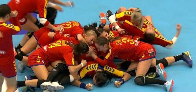 Victorie incredibilă cu Ungaria. România s-a calificat în grupele principale la Campionatul Mondial de Handbal