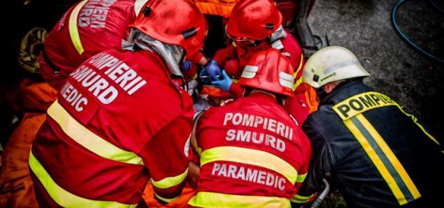 Accident grav pe autostrada A1 Arad – Timișoara! Un mort și cinci persoane încarcerate