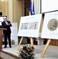 BNR a lansat în circuitul numismatic o monedă de aur și o bancnotă aniversară