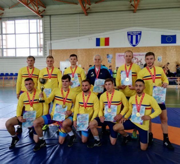 CS Astra Arad este echipa anului în sportul arădean!