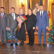 """Lucia Mihalache: """"Dăm sportivii şi antrenorul anului în Arad, e o mare mândrie!"""""""