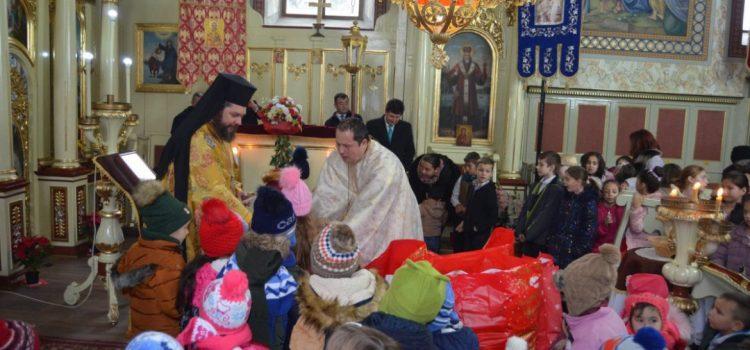 Sfântul Ierarh Nicolae, sărbătorit în Parohia Grăniceri