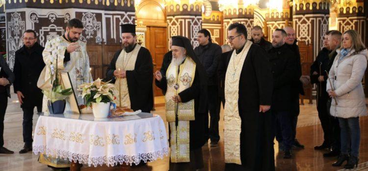 Slujbă de pomenire pentru Regele Mihai în Catedrala Arhiepiscopală din Arad