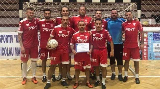 Utiştii au jucat pentru Ionuţ Popa, la Sânnicolau Mare