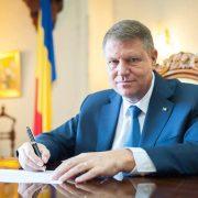 Iohannis a promulgat anularea recursului compensatoriu