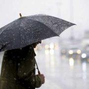 Avertizare meteo până marți! Vin ploile și zăpezile!