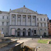 S-a semnat contractul pentru reabilitarea faţadei Teatrului