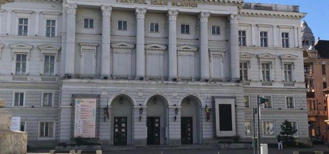 """Teatrul Clasic """"Ioan Slavici"""" Arad anulează spectacolele din această săptămână"""