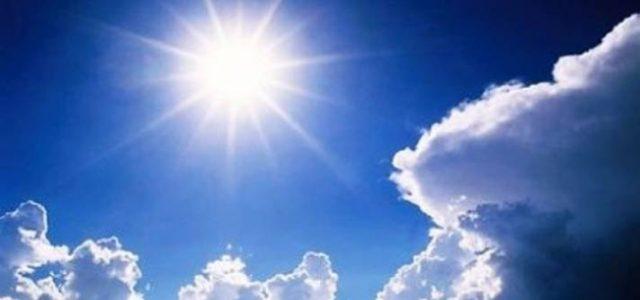 Vremea se va încălzi în următoarele zile în aproape toate regiunile