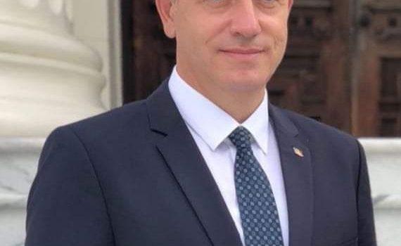 """Mihai Fifor: """"PSD acționează din Parlament pentru sprijinirea medicilor, a populației și a economiei"""""""