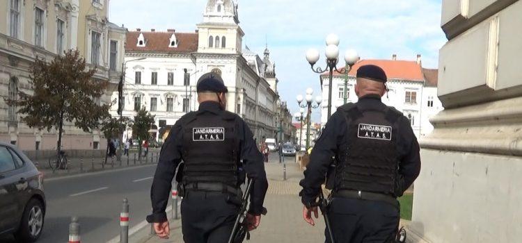 Un sătmărean din carantină la domiciliu a fost prins de jandarmi în Arad