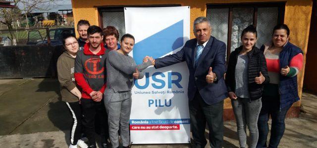 USR se mărește cu 6 filiale noi în județul Arad